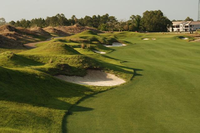 Champions Gate Golf Resort Greg Norman Golf Course Design