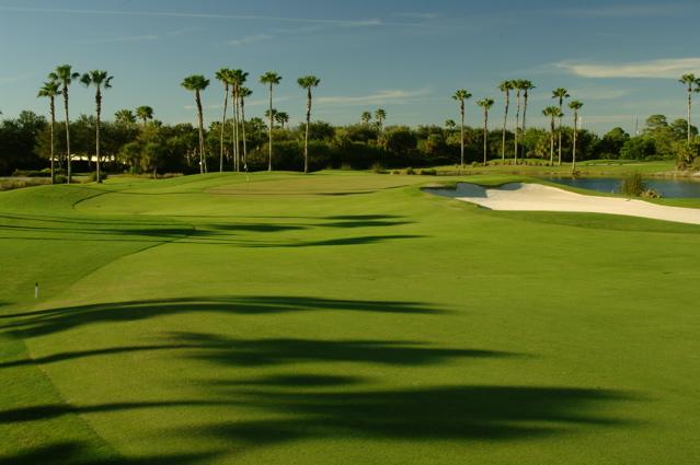 Riverwood Golf Club Port Charlotte Florida Golf Course