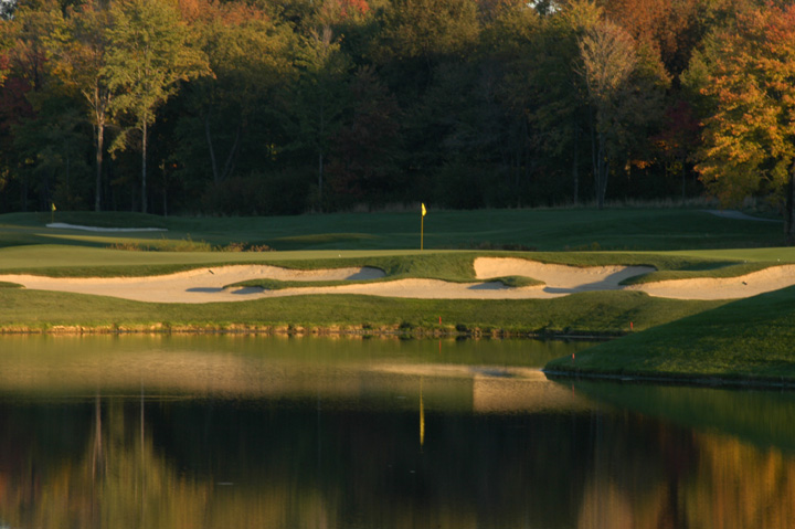 Sand Ridge Golf Club - Chardon, OH