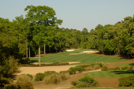 The Reserve Golf Course Pawleys Island Sc